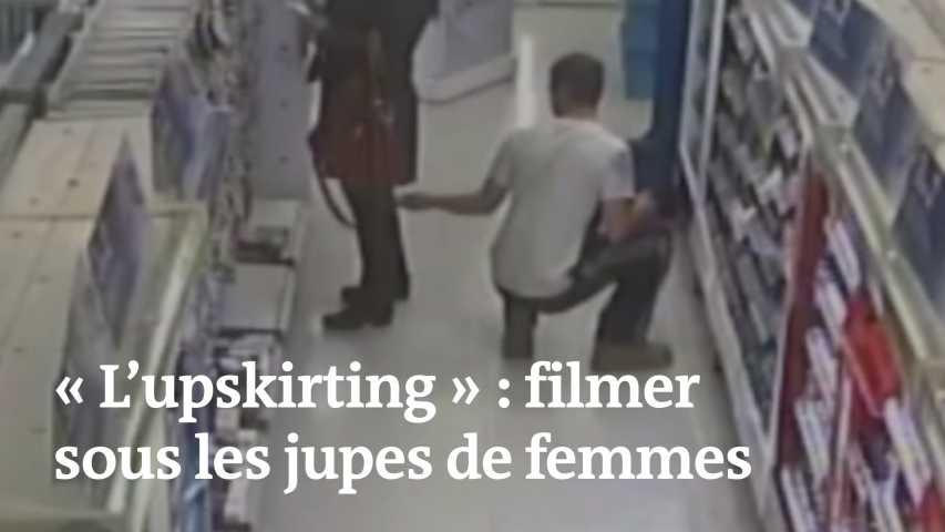 Royaume-Uni  Prendre une photo sous la jupe d une fille est (enfin)  interdit par la loi 8bcea21264c