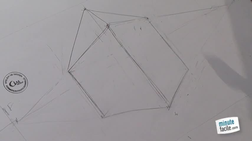 Apprendre le dessin en perspective - Minutefacile.com