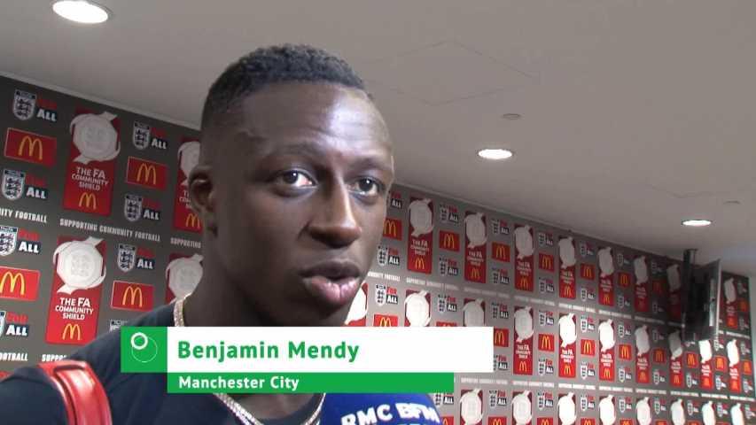 Maillot Extérieur MC Benjamin Mendy