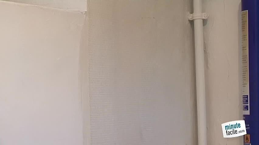 poser de la toile de verre au plafond cool peinture grise toile verre with poser de la toile de. Black Bedroom Furniture Sets. Home Design Ideas