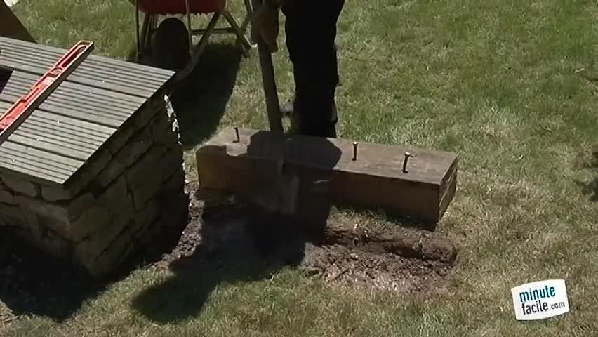 Construire Un Escalier De Jardin  MinutefacileCom