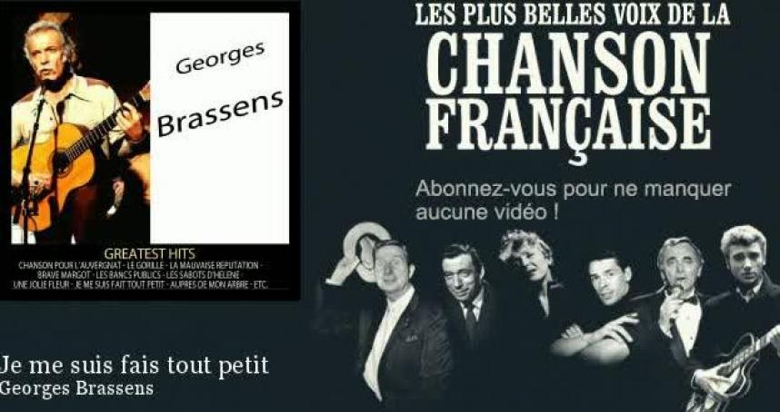 Une Partie De Pétanque Georges Brassens Paroles De La Chanson
