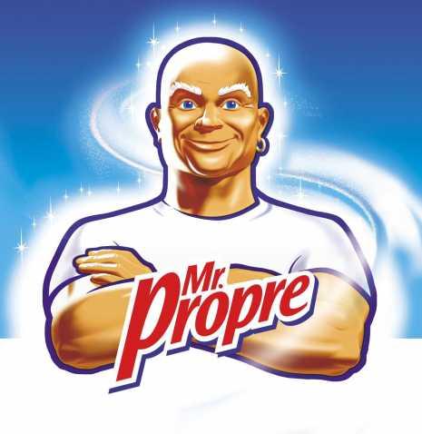 """Résultat de recherche d'images pour """"Monsieur Propre"""""""