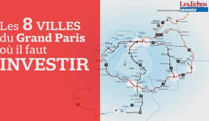 investir immobilier grand paris