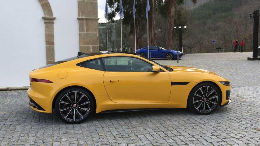 La Jaguar F-Type restylée, tour du propriétaire en vidéo