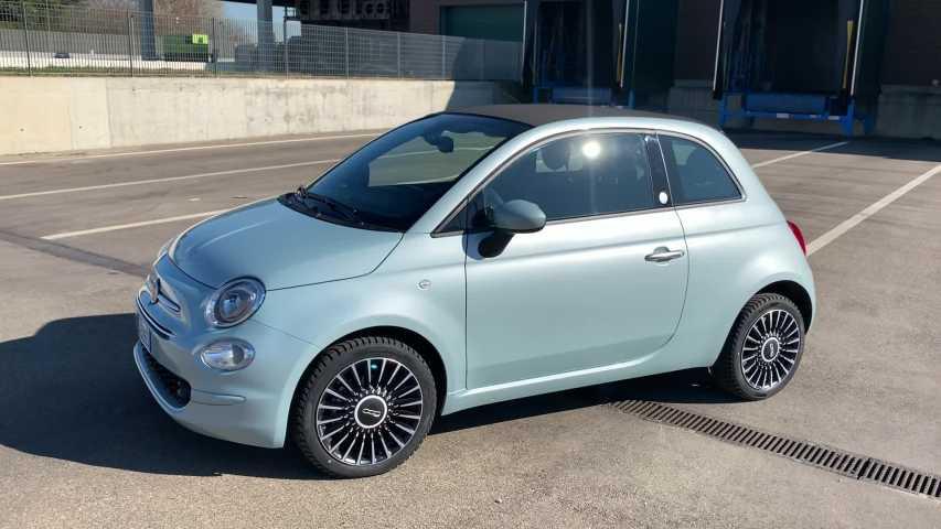 Fiat 500 : présentation en vidéo de la version hybride