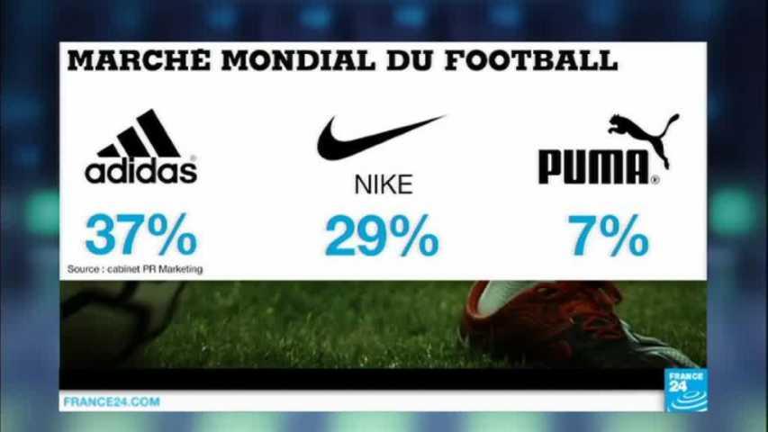 Coeur Équipementiers Nike 2016Adidas Euro Et Combat Au Du Des 54ALRj3q