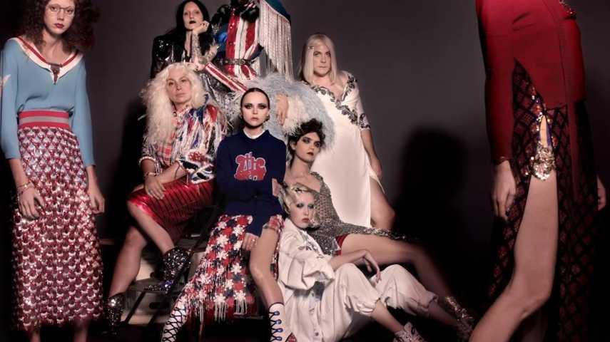 20b993752a7369 Marc Jacobs a préféré l imitateur de Chloë Sevigny à l actrice pour sa  dernière campagne   Le Huffington Post