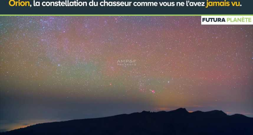 Definition Constellation D Orion Futura Sciences