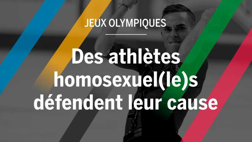 Jeux olympiques d'été gay porno