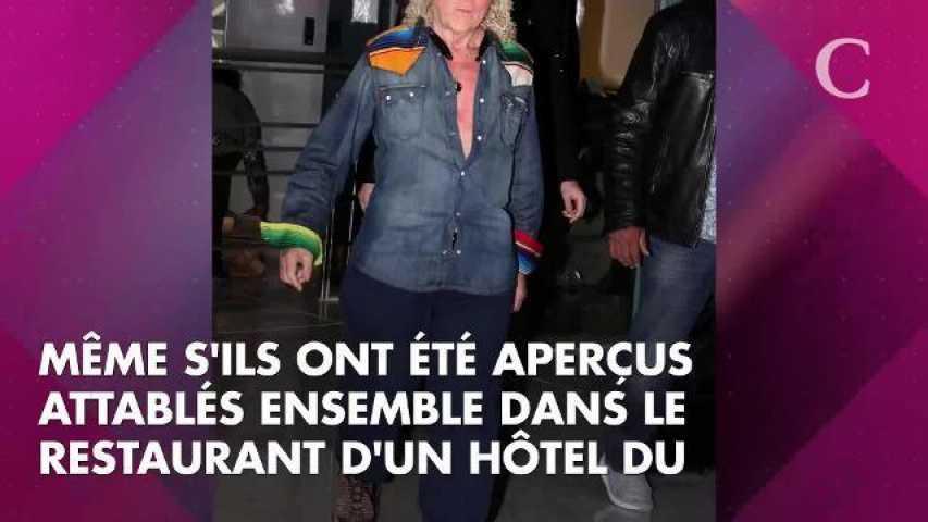 Michel Polnareff Est Il En Couple Avec Afida Turner Le Chanteur