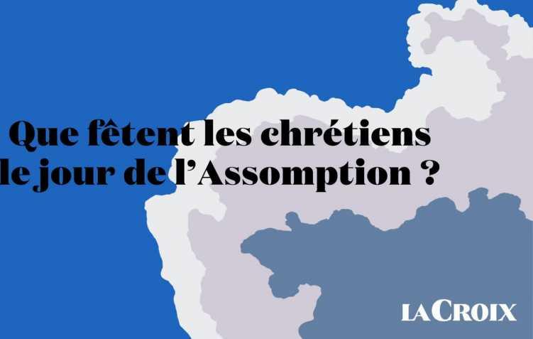 L Assomption De Marie Croire Questions De Vie Questions De Foi