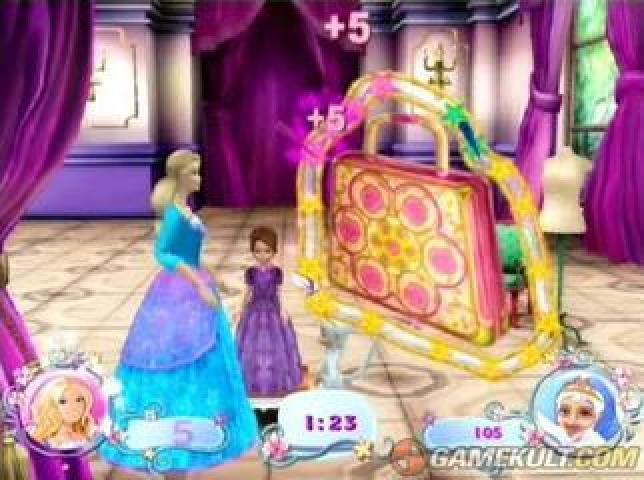 Barbie Princesse De L île Merveilleuse Découpons Un Peu Sur Orange