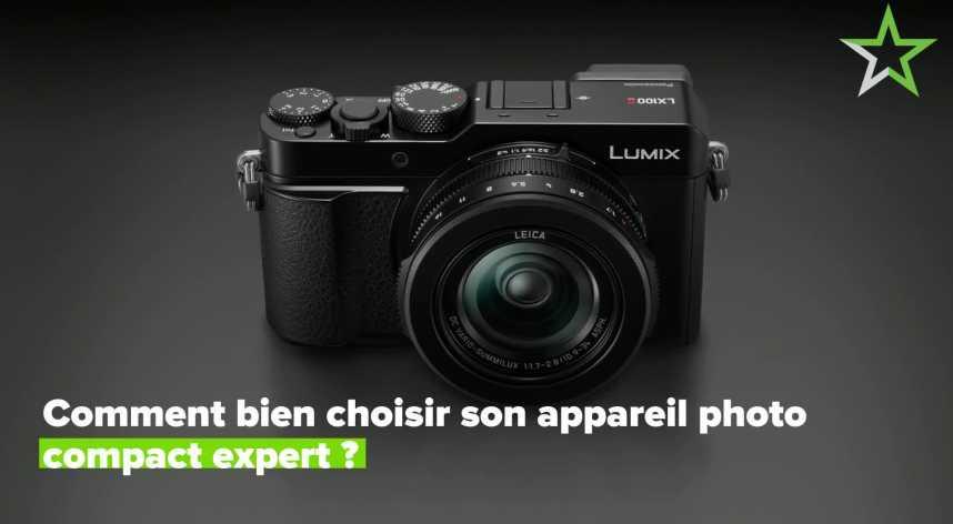 Appareil photo full format compact expert plein air