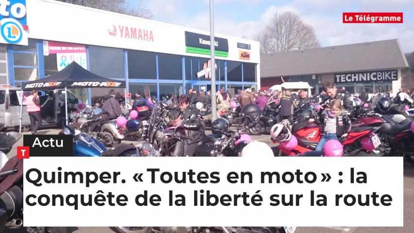 Toutes En Moto La Conquête De La Liberté Sur La Route Vidéo