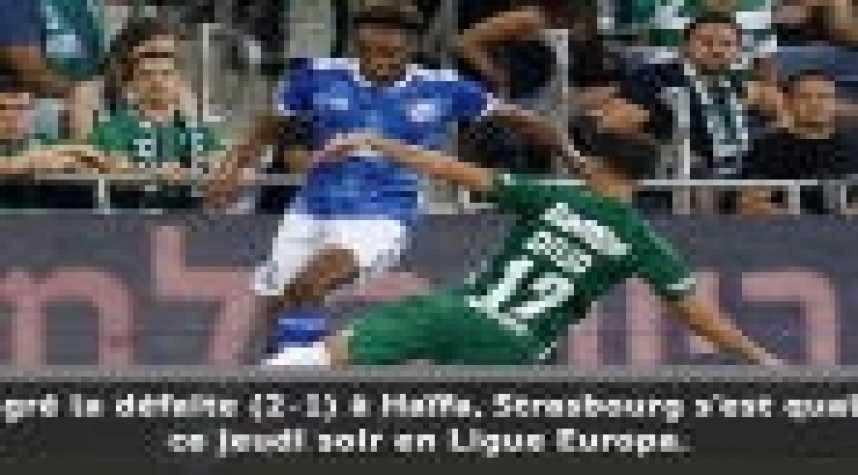 Mais Strasbourg Peur Le Haïfa Écarte Maccabi Fait Se SzGUpVMq