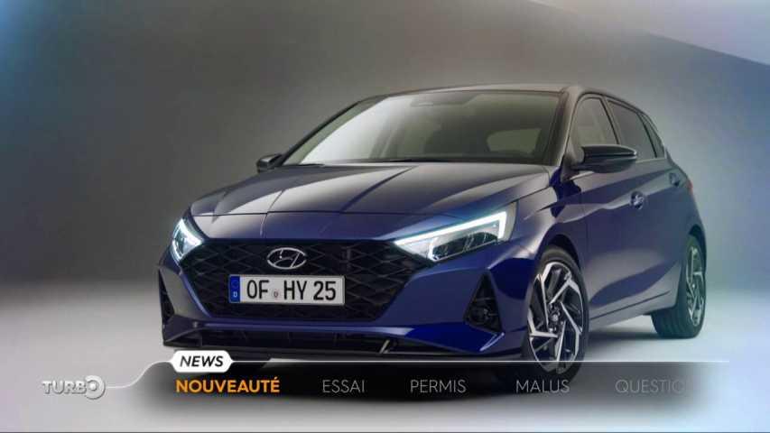 Hyundai i20, Audi RS Q3, permis de conduire - Zapping TURBO du 23/02/2020