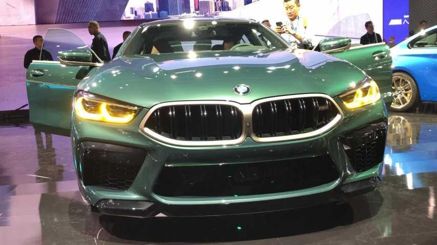 Salon de Los Angeles 2019 : présentation vidéo de la BMW M8 Gran Coupé