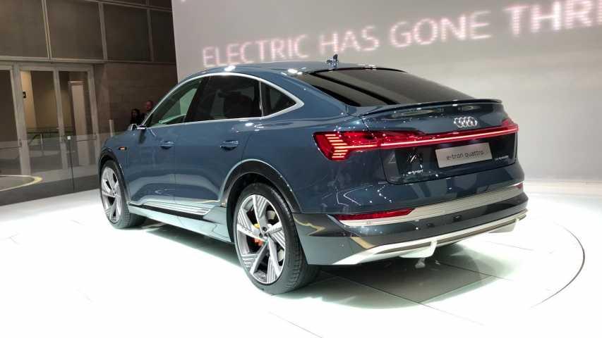 Salon de Los Angeles 2019 : présentation vidéo de l'Audi e-tron Sportback