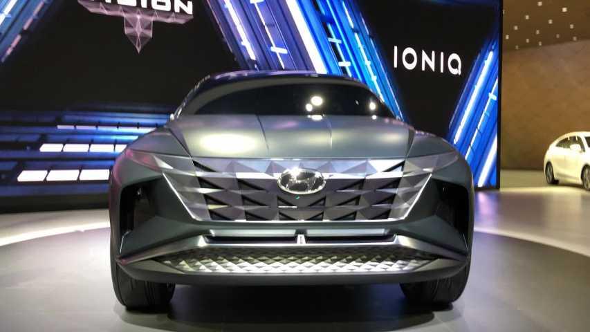 Salon de Los Angeles 2019 : présentation vidéo du Hyundai Vision Concept