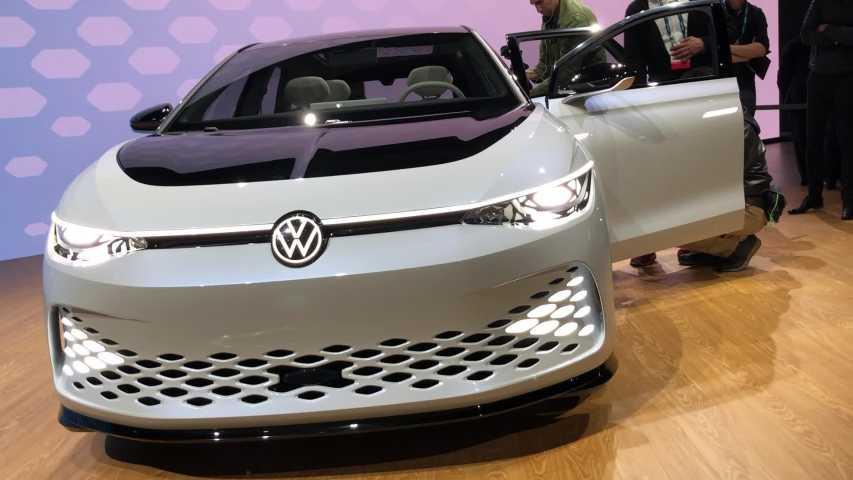 Salon de Los Angeles 2019 : présentation en vidéo du concept Volkswagen ID. Space Vizzion