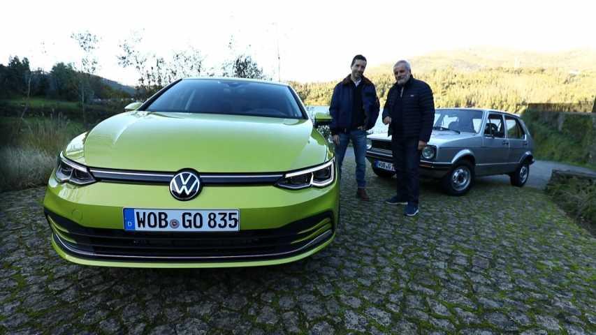 La Volkswagen Golf 8 - Emission TURBO du 08/12/2019
